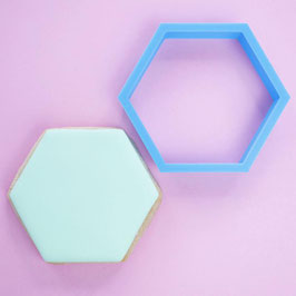 SweesStamp - Ausstecher Hexagon
