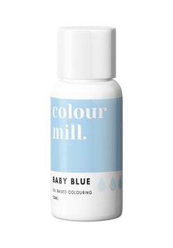 Colour Mill - Baby Blue, 20 ml