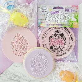 SweetStamp Outboss Easter Egg