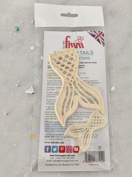 Fmm Mermaid Tails Cutters Set