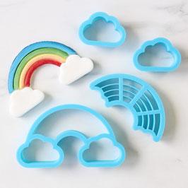 SweetStamp - Cutter & Embosser Rainbow