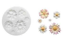 Silikomart - Wild Flowers Mould
