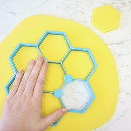 SweetStamp -  Multi Hexagon Cutter