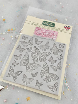 Katy Sue Schmetterling Silikon Design Matte