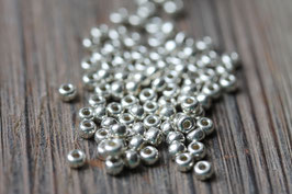 Silber //Rocailles klein