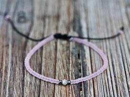 1000PEARLS rosa/grau