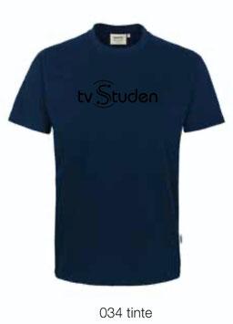 HAKRO 210 Kids-T-Shirt Classic 034 tinte (schwarzes Logo)