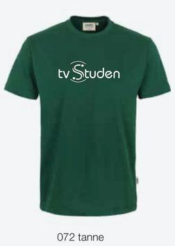 HAKRO 292 T-Shirt Classic 072 tanne (weisses Logo)