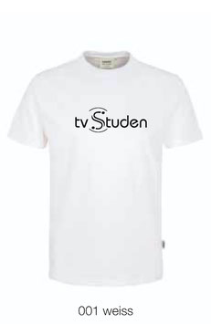 HAKRO 210 Kids-T-Shirt Classic 001 weiss (schwarzes Logo)
