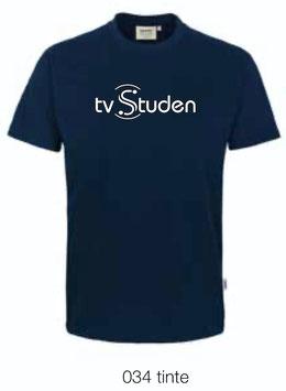 HAKRO 292 T-Shirt Classic 034 tinte (weisses Logo)