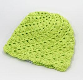 Häkelkäppchen hellgrün