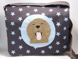 Spielgruppen- oder Kindergartentasche Hund