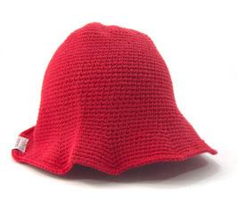 Sommerhütchen rot