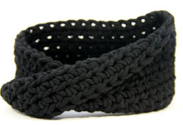Kindermerino Loop schwarz
