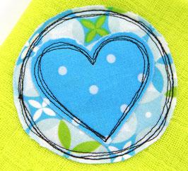 Nuscheli lemon Herz