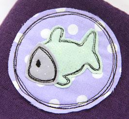 Nuscheli pflaume Fisch