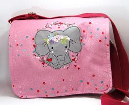 Spielgruppen- oder Kindergartentasche Elefant
