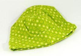 Jersey Käppli grün mit Sternen
