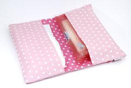 Windeltasche rosa/pink