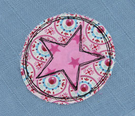 Nuscheli stahl mit Stern