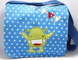 Spielgruppen- oder Kindergartentasche Monster