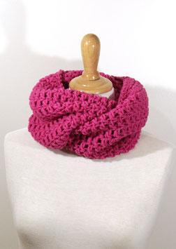 Merino Loop Pink