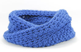 Kindermerino Loop blau