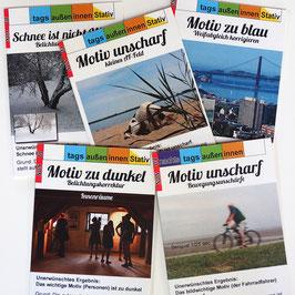 SOS-Karten-Set (5 Karten)