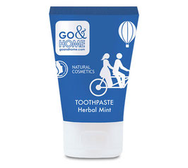 GOANDHOME TOOTHPASTE Herbal Mint, 30ml
