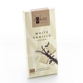 iChoc - White Vanilla vegan 80g