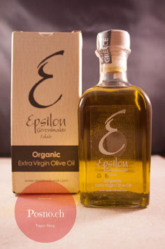 EPSILON Organic Extra Virgin Olive Oil 250ml (Papierbox)