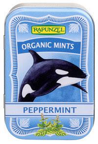 RAPUNZEL -  Organic Mints Peppermint 50g