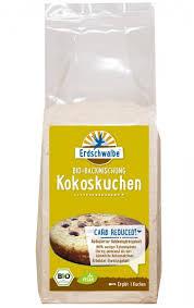 Bio Kokoskuchen Erdschwalbe Backmischung 220g (Low Carb)