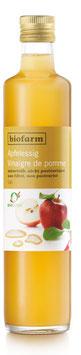 Biofarm - Apfelessig naturtrüb - nicht pasteurisiert (vegan) 500ml