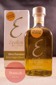 EPSILON Ultra Premium Olive Oil 250ml - Orange