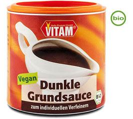 Vitam Bio DUNKLE GRUNDSAUCE, 125g