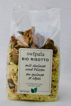 Swipala - Risotto mit Pilzen und Quinoa