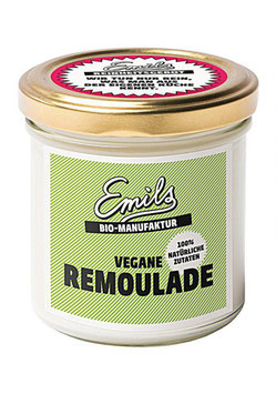 Emils Bio-Manufaktur - VEGANE REMOULADE 125g