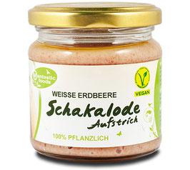Vantastic Foods Weisse Erdbeere SCHAKALODE AUFSTRICH, 200g