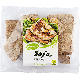 Soja Steaks 200g