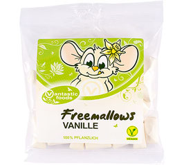 Vantastic Foods FREEMALLOWS Vanille, 75g