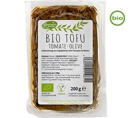 Vantastic Foods BIO TOFU Tomate-Olive, 200g