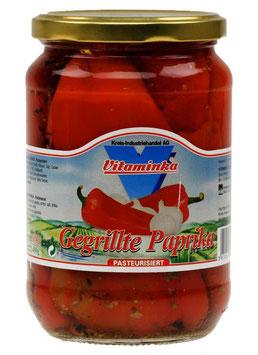 Vitaminka - Gegrillte Paprika 650g