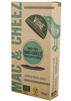 Terra Vegane MAC & CHEEZ: ALFREDO WHITE SAUCE 200g