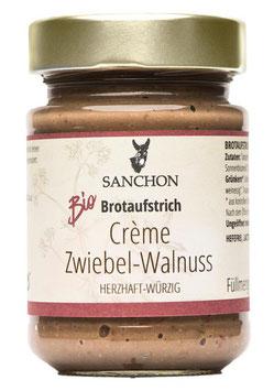 Sanchon CRÈME ZWIEBEL-WALNUSS 190g