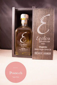 EPSILON Organic Premium Agourelaio 250ml (in edler Holzkiste)