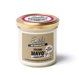 Emils vegane Mayo + Knoblauch (Bioland) 125g