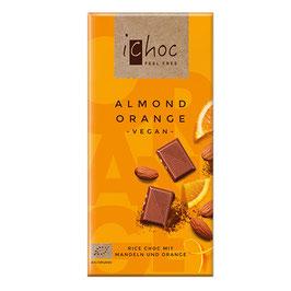iChoc - Almond Orange 80g