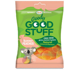 Goody Good Stuff SUMMER PEACHES Fruchtgummi, 150g