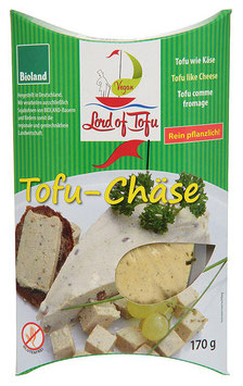 Lord of Tofu Tofu-Chäse (ehemals Cheesletys) 180g